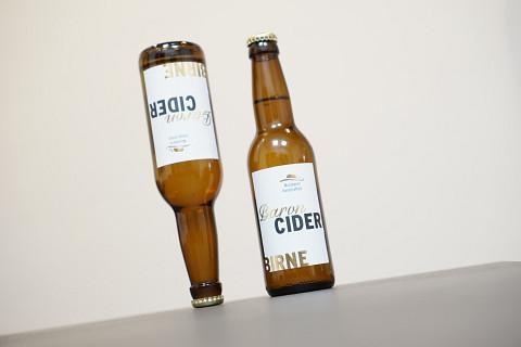 Upside down - Baron Cider in Australien