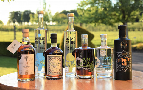 Mostviertler Cocktails mit weltmeisterlichen Spirituosen